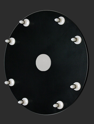Low-Contact Chuck for 9 Inch Square Substrates