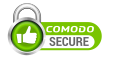 Protected with Comodo SSL Security